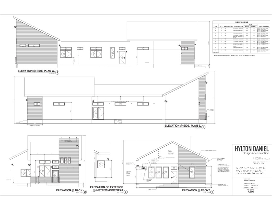 1109 Fairview Building Plan View